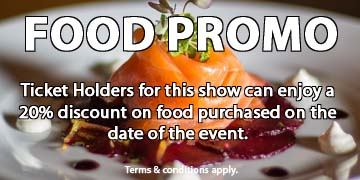 Ticketholder Food Discount