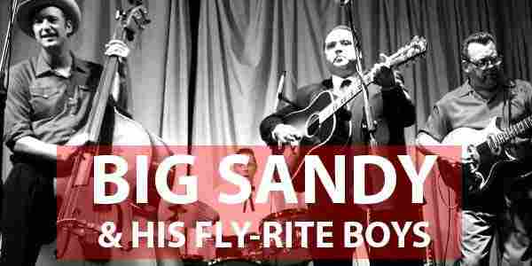 Big Sandy and His Fly-Rite Boys