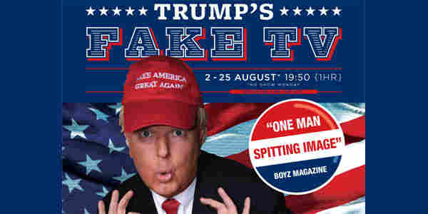 Trumps Fake TV