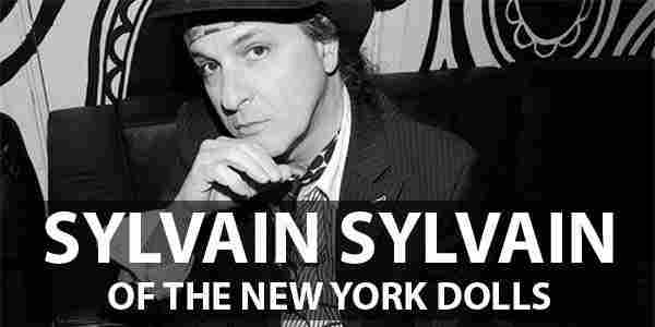 Sylvain Sylvain (of New York Dolls)