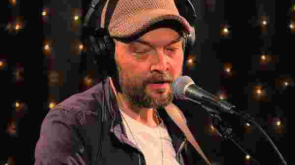 Ben Watt with Rex Horan