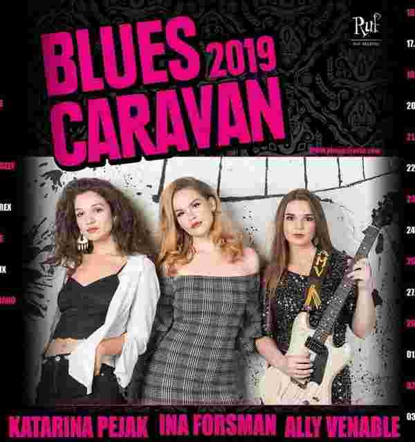 Ruf Records Blues Caravan 2019