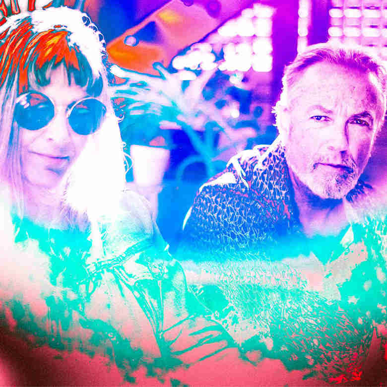 An Evening with Steve Kilbey (The Church) and Amanda Kramer (Psychedelic Furs)
