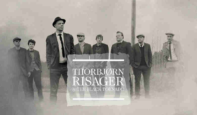 Thorbjorn Risager and The Black Tornado