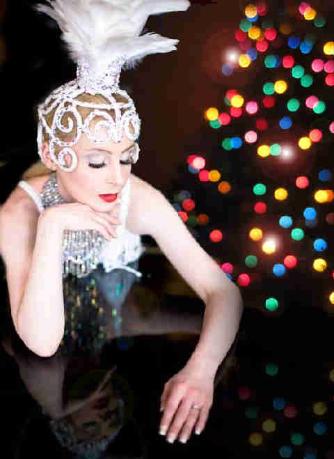 The Festive Frolics Cabaret Show and Dinner
