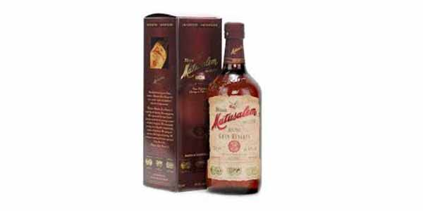 Matusalem 15 Year Old Rum