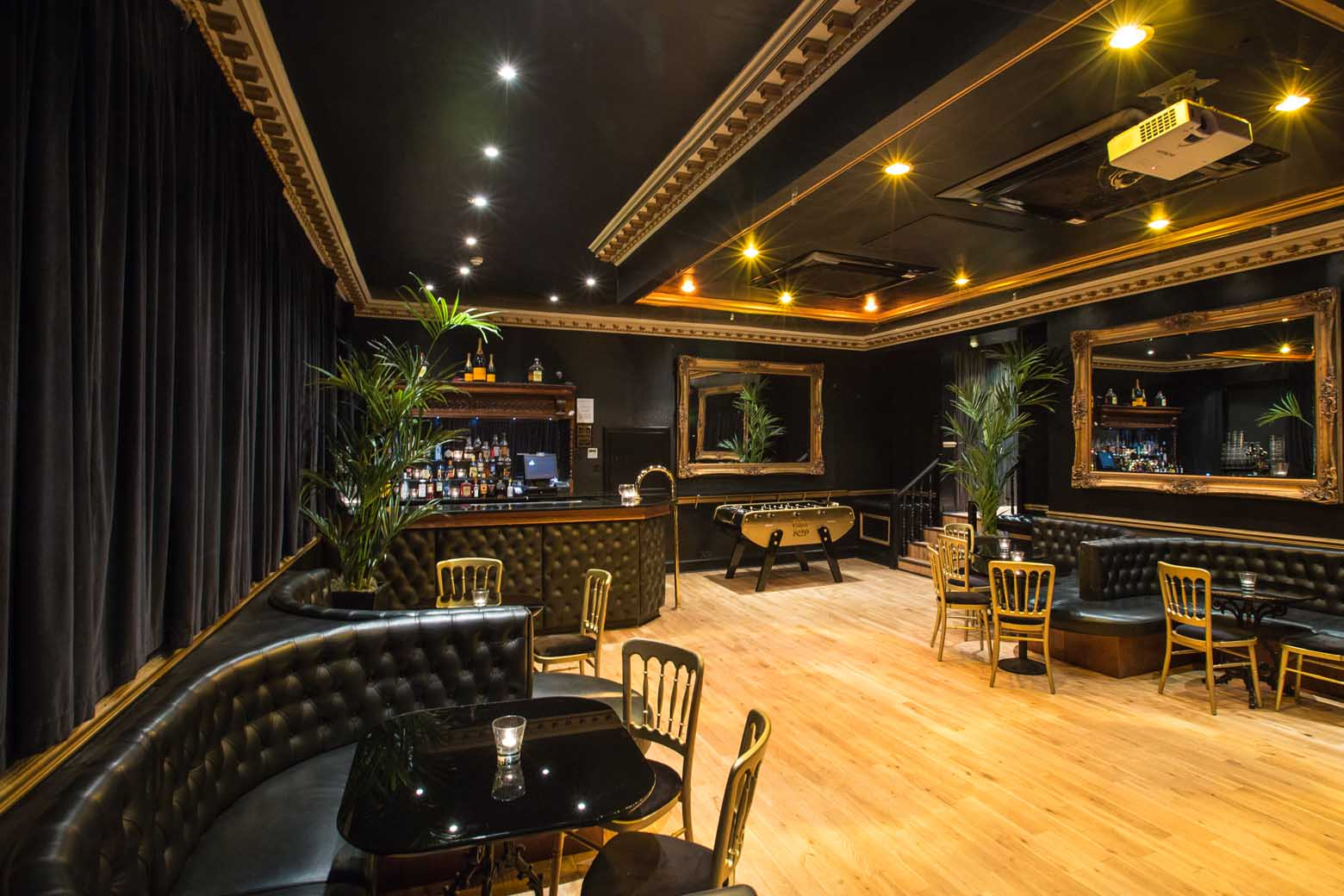 The Speakeasy is a very flexible event space suitable for live music, functions and special occasions.