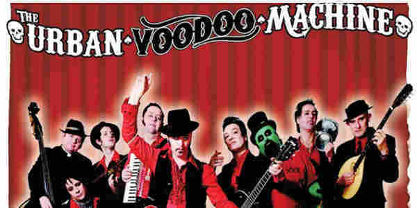 The Urban Voodoo Machine