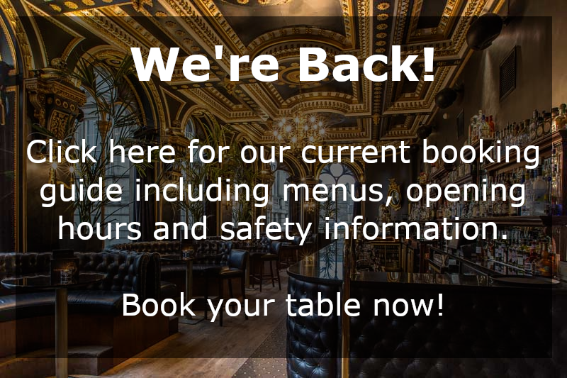 Table service format now available for drinks and dining